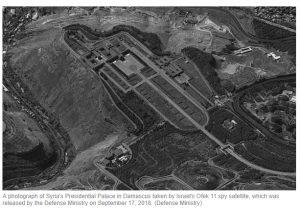 یک تصویر از ماهوارههای جاسوسی