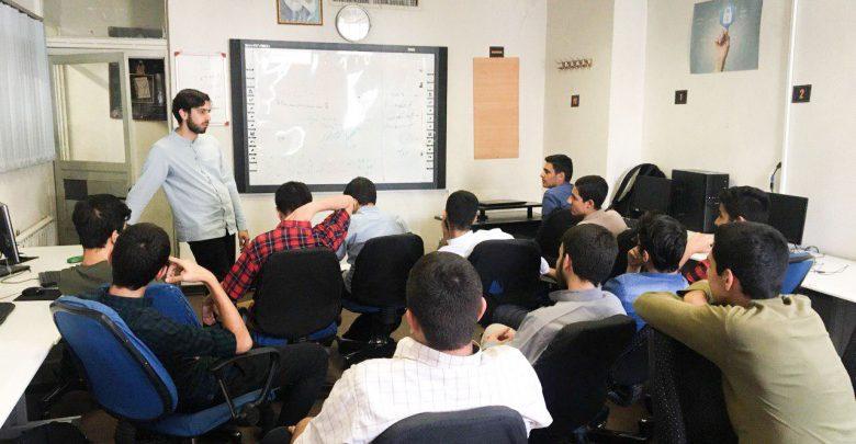اولین دوره آموزش اوسینت برای دانش آموزان