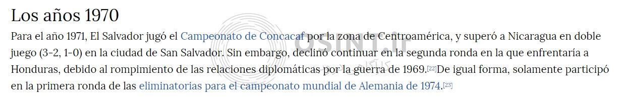 جنگ فوتبال هندوراس و السالوادور