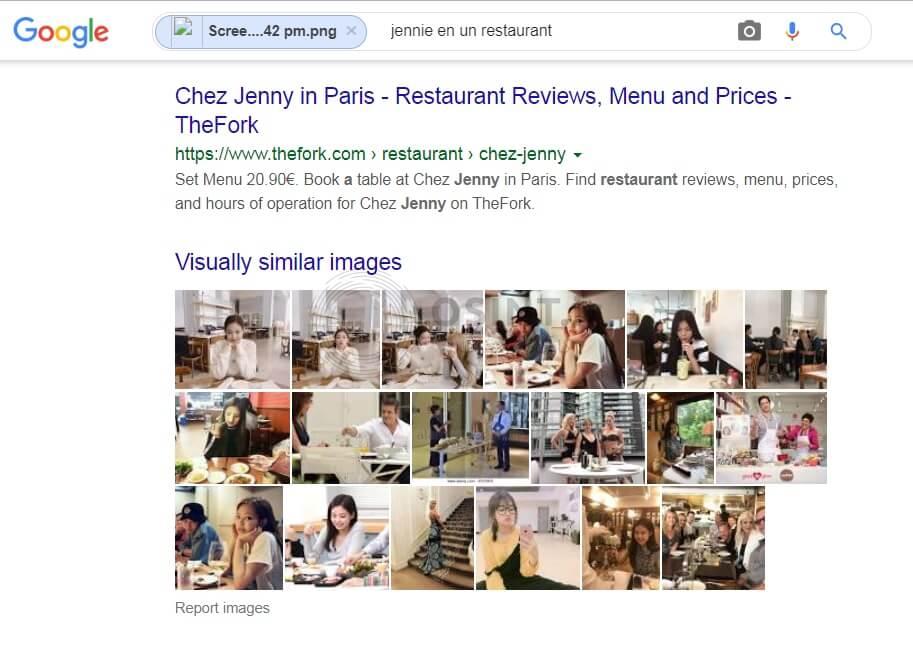 جستجوی معکوس عکس پروفایل در گوگل