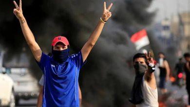 بررسی بازتاب اعتراضات عراق در توییتر