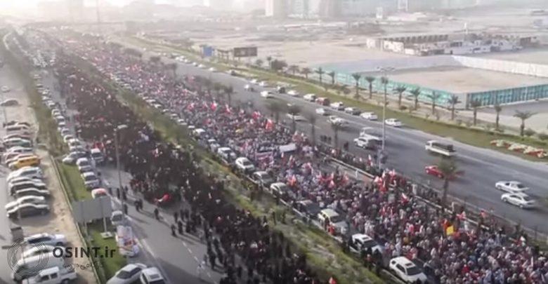 محتوهای جعلی اعتراضات سال 96 ایران