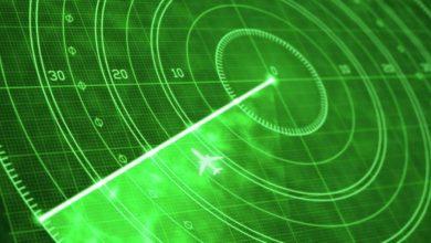 آموزش ردیابی پرواز هواپیما