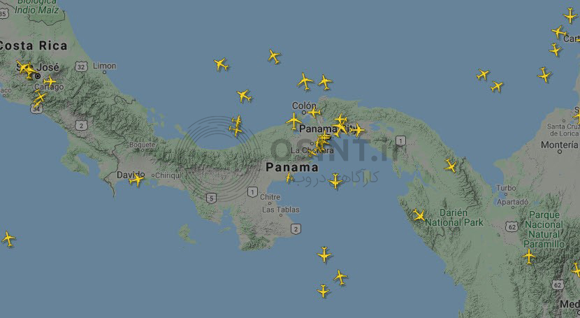 فرودگاه بینالمللی پاناما